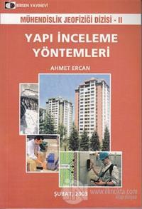 Yapı İnceleme Yöntemleri %15 indirimli Ahmet Ercan
