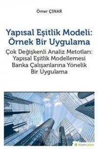 Yapısal Eşitlik Modeli: Örnek Bir Uygulama