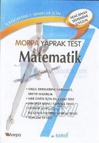 Yaprak Test 7 - Matematik