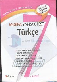 Yaprak Test 7 - Türkçe