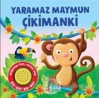 Yaramaz Maymun Çikimanki (Ciltli)