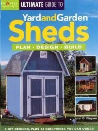 Yard And Garden Sheds