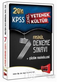 Yargı KPSS 2014 Genel Yetenek - Genel Kültür 7 Fasikül Deneme Sınavı ve Çözümleri