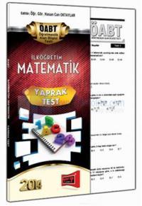 Yargı KPSS ÖABT İlköğretim Matematik Yaprak Test 2014