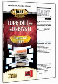 Yargı KPSS ÖABT Türk Dili ve Edebiyatı Yaprak Test 2014