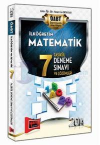 Yargı ÖABT İlköğretim Matematik 7 Fasikül Deneme Sınavı ve Çözümleri 2014