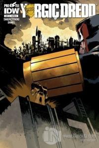 Yargıç Dredd 12: Kapak A