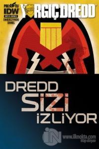 Yargıç Dredd Sayı 10 - Kapak B %25 indirimli Duane Swierczynski