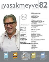 Yasakmeyve İki Aylık Şiir Dergisi Sayı: 82 Eylül-Ekim 2016