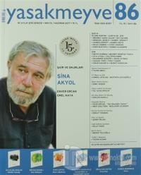 Yasakmeyve İki Aylık Şiir Dergisi Sayı: 86 Mayıs-Haziran 2017
