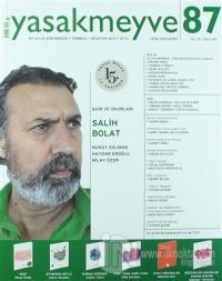 Yasakmeyve İki Aylık Şiir Dergisi Sayı: 87 Temmuz-Ağustos 2017 %10 ind