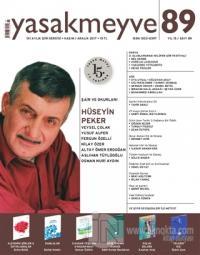 Yasakmeyve İki Aylık Şiir Dergisi Sayı: 89 Kasım-Aralık 2017