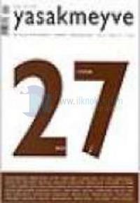 Yasakmeyve Sayı: 27 İki Aylık Şiir Dergisi