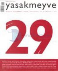 Yasakmeyve Sayı: 29 İki Aylık Şiir Dergisi