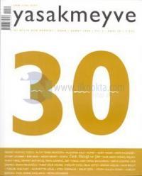 Yasakmeyve Sayı: 30 - İki Aylık Şiir Dergisi