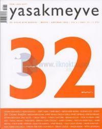 Yasakmeyve Sayı: 32İki Aylık Şiir Dergisi