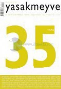 Yasakmeyve Sayı: 35 İki Aylık Şiir DergisiKasım / Aralık