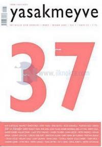 Yasakmeyve Sayı: 37 İki Aylık Şiir Dergisi