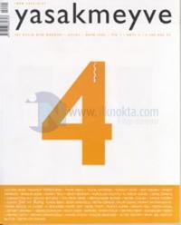 Yasakmeyve Sayı: 4 İki Aylık Şiir Dergisi