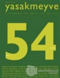 Yasakmeyve Sayı: 54 İki Aylık Şiir Dergisi