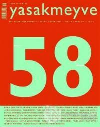 Yasakmeyve Sayı: 58 İki Aylık Şiir Dergisi