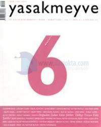 Yasakmeyve Sayı: 6İki Aylık Şiir Dergisi