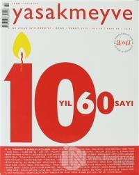 Yasakmeyve Sayı: 60 İki Aylık Şiir Dergisi