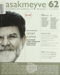 Yasakmeyve Sayı: 62 İki Aylık Şiir Dergisi