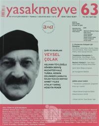 Yasakmeyve Sayı: 63 İki Aylık Şiir Dergisi