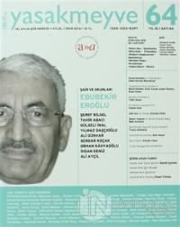 Yasakmeyve Sayı: 64 İki Aylık Şiir Dergisi