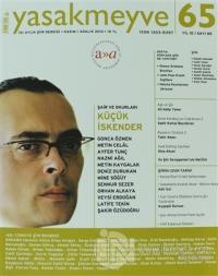 Yasakmeyve Sayı: 65 İki Aylık Şiir Dergisi