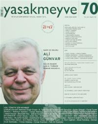 Yasakmeyve Sayı: 70 İki Aylık Şiir Dergisi