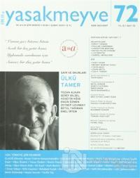 Yasakmeyve Sayı: 72 İki Aylık Şiir Dergisi