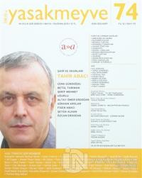 Yasakmeyve Sayı: 74 İki Aylık Şiir Dergisi