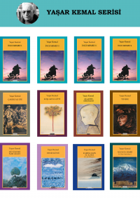 Yaşar Kemal 37 Kitap Takım