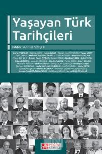 Yaşayan Türk Tarihçileri %10 indirimli Zafer Toprak