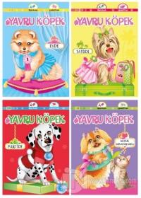 Yavru Köpek Seti (4 Kitap Takım)