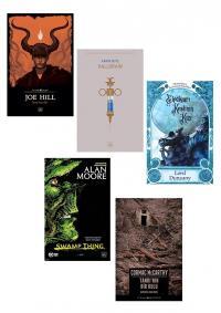 Yayın Yönetmeninden Öneriler (5 Kitap Takım)