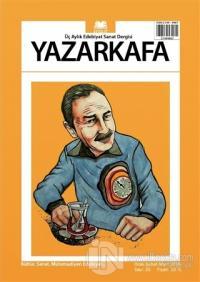 Yazar Kafa 3 Aylık Edebiyat ve Sanat Dergisi Sayı: 20 (Ocak-Şubat-Mart