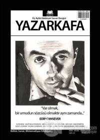 Yazar Kafa 3 Aylık Edebiyat ve Sanat Dergisi Sayı: 23 (Ekim - Kasım - Aralık 2018)