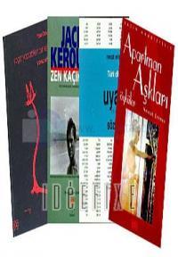 Yazın Anadizi (4 Kitap Takım)Apartman Aşkları & Türk Dilinin Uyak (Kafiye) Sözlüğ & Yoga Yapabilen