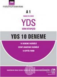 YDS 10 Deneme