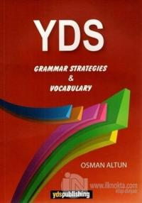 YDS Grammar Strategies Vocabulary Osman Altun