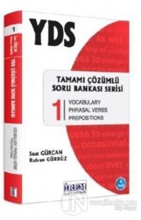 YDS Tamamı Çözümlü Soru Bankası Serisi 1