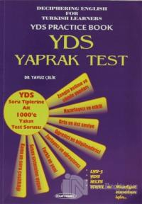 YDS Yaprak Test