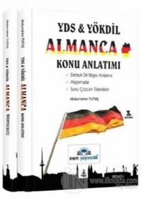 YDS-YÖKDİL Almanca Konu Anlatımlı - YDS-YÖKDİL Almanca Wortschatz (2 Kitap)