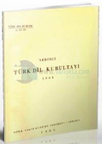 Yedinci Türk Dil Kurultayı 1954