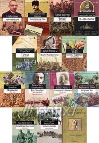 Yeditepe Tarih Seti (14 Kitap Takım + Nicolae Jorga'nın 5 Ciltlik Osmanlı İmparatorluğu Tarihi Seti HEDİYE! )