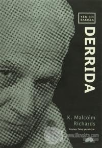 Yeni Bir Bakışla Derrida %25 indirimli K. Malcom Richards