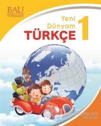 Yeni Dünyam Türkçe - 1